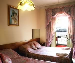 An example of the rooms and facilities at the Seaward Hotel